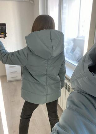 Куртка колокольчик для беременных| весенняя| демисезонная| свободная| трапеция3 фото