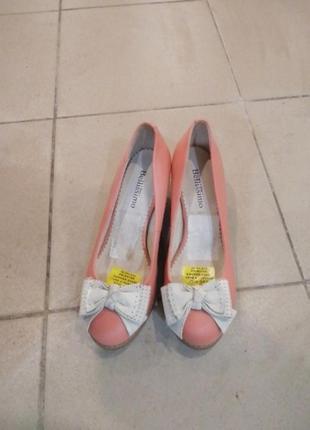 Туфли женские, bellissimo