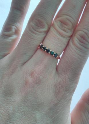Кольцо,позолота,17 размер.