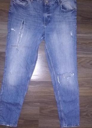 Плотные джинсы river island
