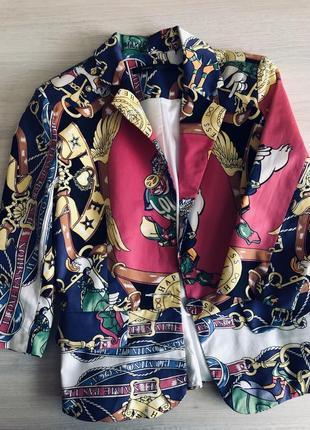 Стильный пиджак marc jacobs
