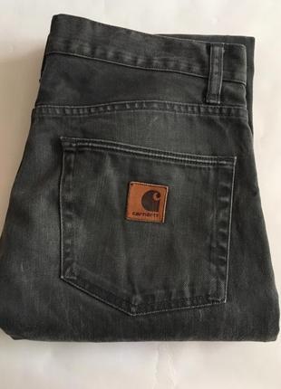 Carhartt джинсы