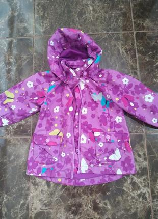 Куртка вітровочка вітровка