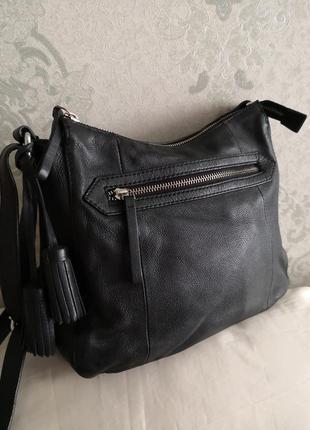 Шикарная кожаная сумка debenhams👜👜👜🔥🔥🔥