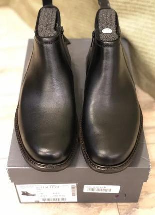 Ботинки ecco holton goretex. оригинал. размер 45.