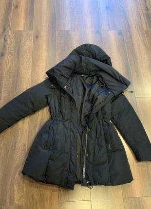 Пуховик куртка dkny