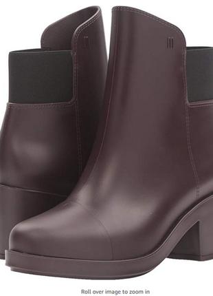 Сапоги melissa women´s elastic boot размер 9 us
