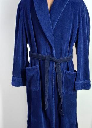 Мужской теплый халат размер 54