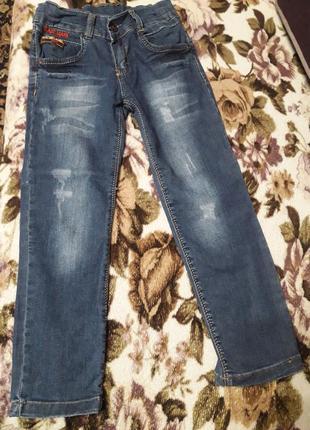 Класні джинси для хлопчика турецького виробництва