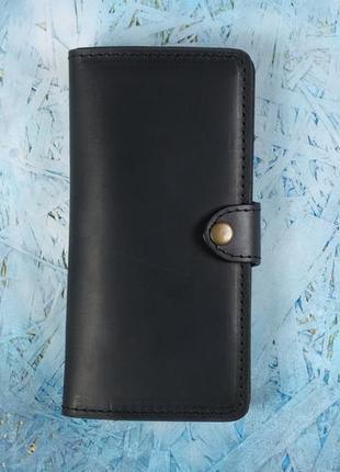 Кожаное мужское портмоне,мужской кошелек кожа,чоловічий гаманець клатч