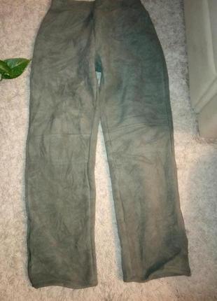 Теплые штаны, флис, полартек