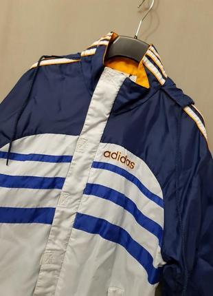 Ветровка олимпийка adidas винтаж