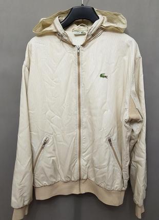 Ветровка курточка lacoste