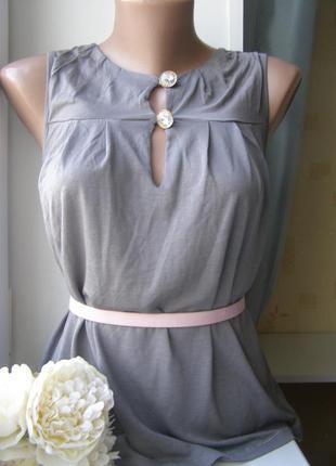 Bruuns bazaar блуза 100% лиоцел xs-s-размер