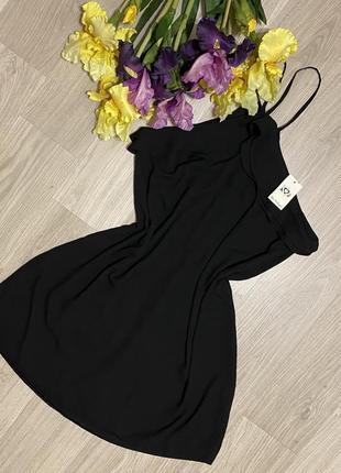 Маленькое чёрное платье miss selfridge