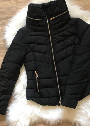 Куртка на синтепоне от bershka