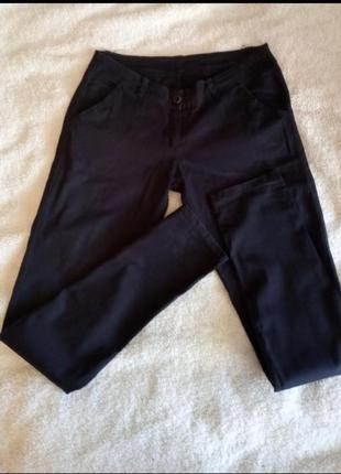 Котонові штани брюки завужені