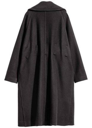 Пальто  h&m studio 2016  oversize3