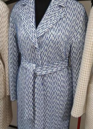 Теплое пальто, размер 44