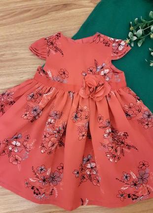 Платье на годик george, платье на 1 год
