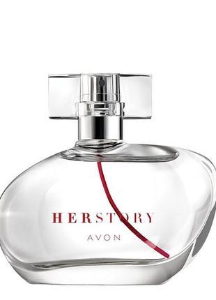 Розпродаж!!! новинка парфумна вода avon herstory для неї 50 мл суперціна!!!