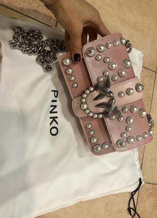 Pinko love bag mini 💕