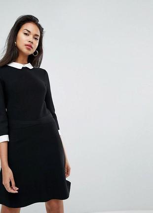 Платье с имитацией рубашки morgan.