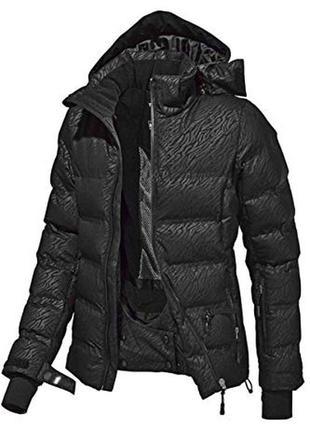 Лыжная женская куртка crivit германия с (чипом) системой поиска recco xs