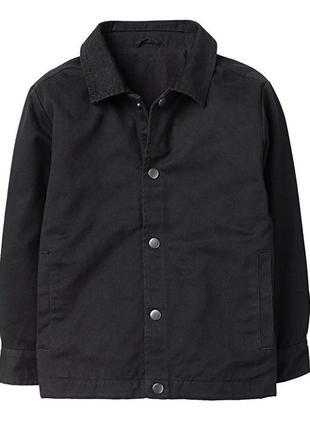 Стильный котоновый пиджак мальчику от crazy 8