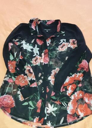 Блузка.