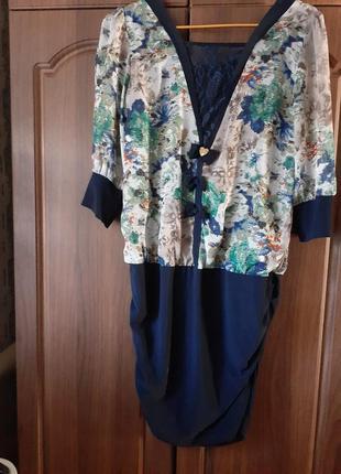 Легкое платье 250грн. 44-46