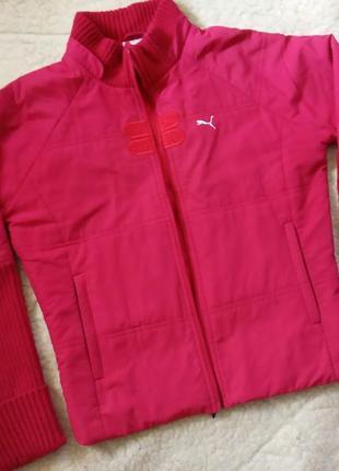 Куртка ветровка puma