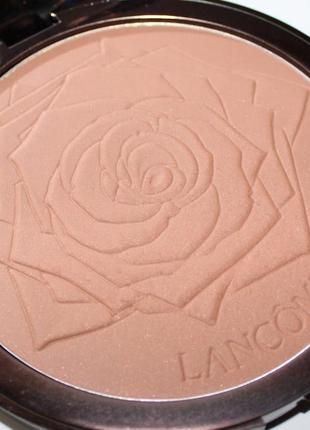 Бархатная бронзирующая пудра lancome star bronzer bronzing powder face