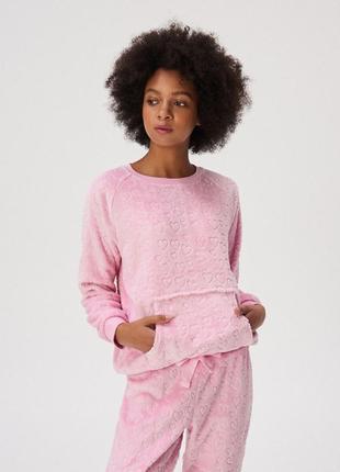 Новая флисовая нежнейшая пижама