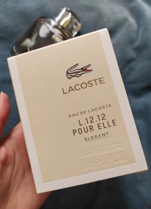 Пробник lacoste elegant