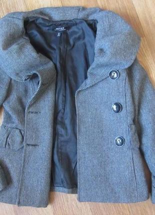Шикарное демисезонное пальто