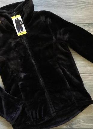 Флисовая курточка размер s. новая.