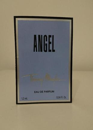 Пробник thierry mugler angel