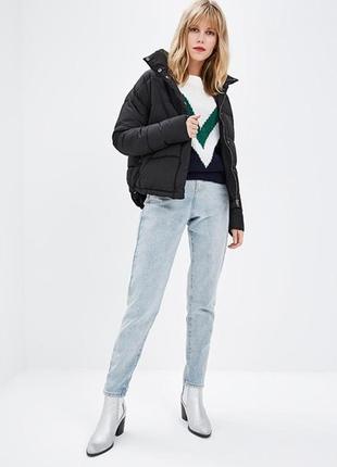 Суперкрутая тёплая курточка на синтепоне от only