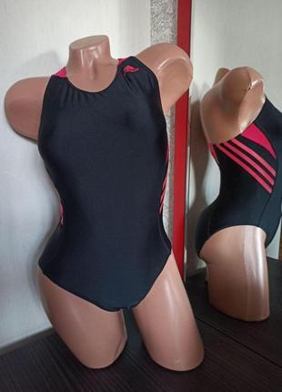 Cплошной слитный цельный купальник для плавания / бассейна / спорта adidas