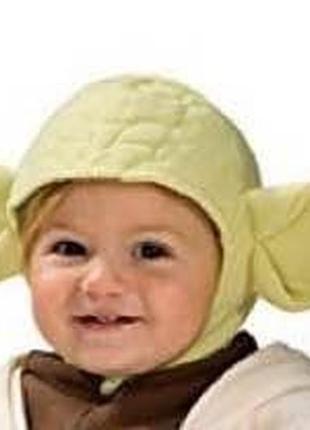 Йода звездные войны головной убор шапка шапочка