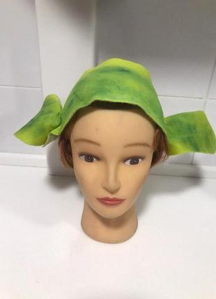 Йода звездные войны головной убор шапочка шапка