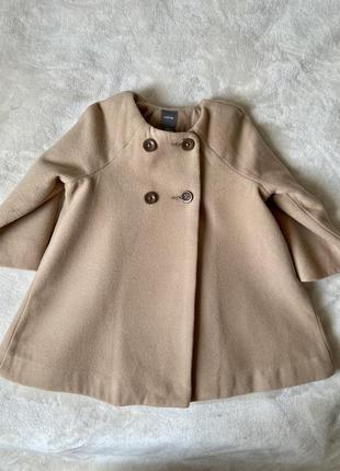 Детское пальто gap