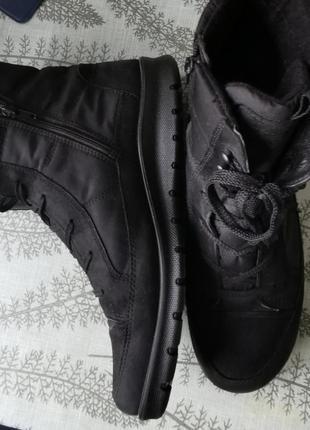 Ботинки, сапоги на мембране