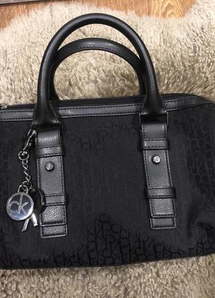 Брендовая сумка кросбоди calvin klein