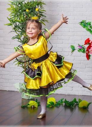 Карнавальный костюм пчелка, пчела, весенний утренник