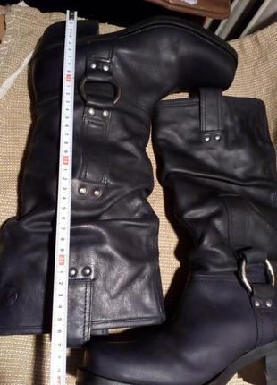 Сапоги ковбойские/байкерские bronx 39 размер