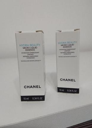 Эссенция chanel hydra beauty micro liquid essence 10 мл