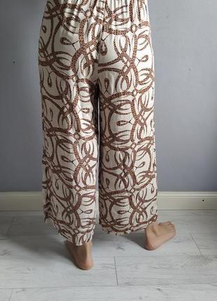Винтажные кюлоты, брюки от richard allan6 фото