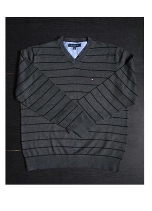 Джемпер tommy hilfiger пуловер